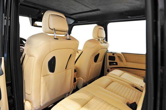 Brabus 800 Widestar Mercedes-Benz G 65 AMG