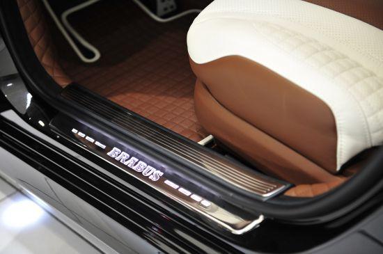 Brabus 850 6.0 Biturbo iBusiness Mercedes-Benz S63 AMG
