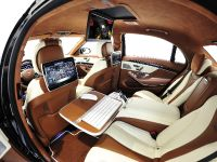 Brabus 850 6.0 Biturbo iBusiness Mercedes-Benz S63 AMG, 28 of 37