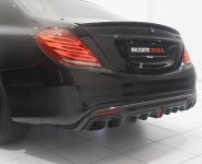 Brabus 850S 2014 Mercedes-Benz S63 AMG, 9 of 18