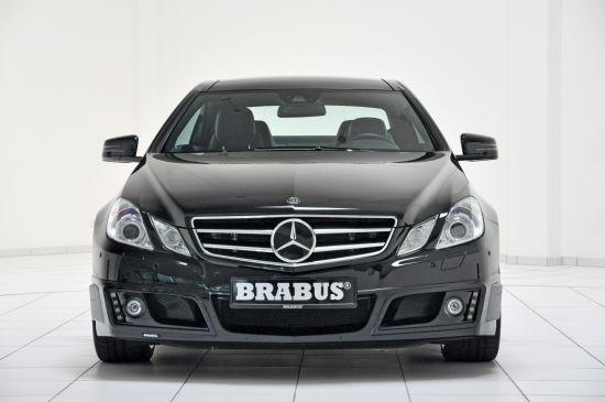 BRABUS B50 Mercedes E-Class Coupe