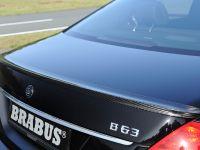 BRABUS Mercedes-Benz B63, 5 of 24