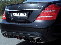 BRABUS Mercedes-Benz B63, 21 of 24