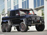 Brabus B63S Mercedes-Benz G-Class 6x6, 2 of 25