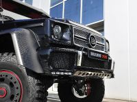 Brabus B63S Mercedes-Benz G-Class 6x6, 8 of 25