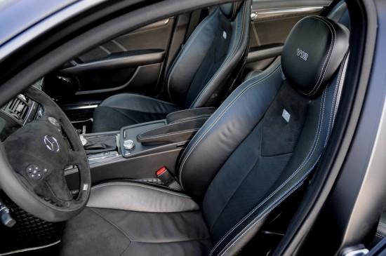 Mercedes-Benz Brabus Bullit Black Arrow