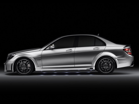 Brabus Mercedes-Benz Bullit