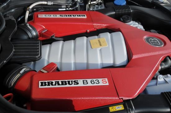 BRABUS Mercedes-Benz C63 AMG