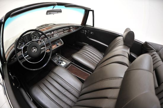 BRABUS Classic Mercedes 280 SE Cabriolet W111