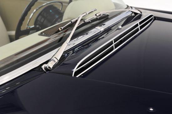 BRABUS Classic Mercedes-Benz 280 SE 3.5 Cabriolet W111