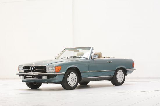 BRABUS Classic Mercedes-Benz 560 SL R107