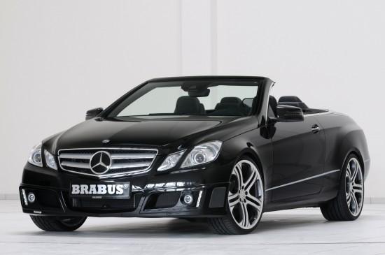Brabus Mercedes-Benz E-Class Cabriolet