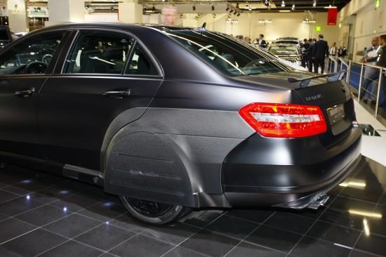 Brabus Mercedes-Benz E-Class Frankfurt