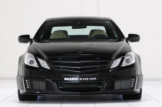 BRABUS Mercedes-Benz E V12 Coupe