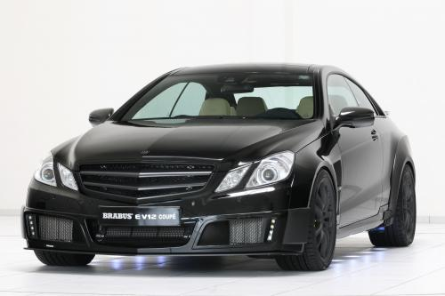 BRABUS E V12 Coupe - the ultimate performance ride