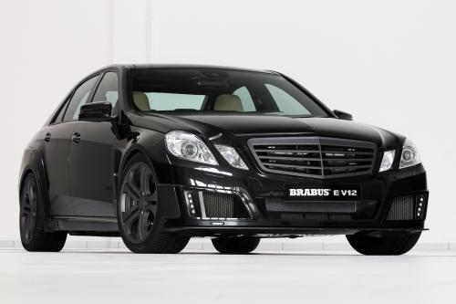 "BRABUS E V12 - элегантные E V12 ""one of ten\"""