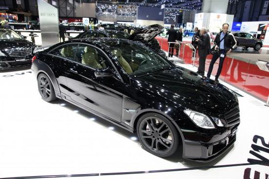 Brabus Mercedes-Benz EV12 Geneva