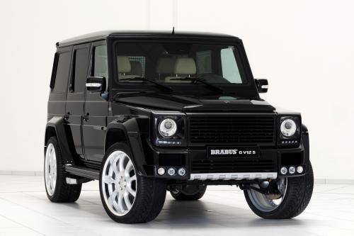 BRABUS G V12 S Biturbo WIDESTAR - 700 л.с. внедорожник