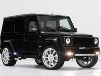 BRABUS Mercedes-Benz G V12 S Biturbo WIDESTAR, 8 of 31