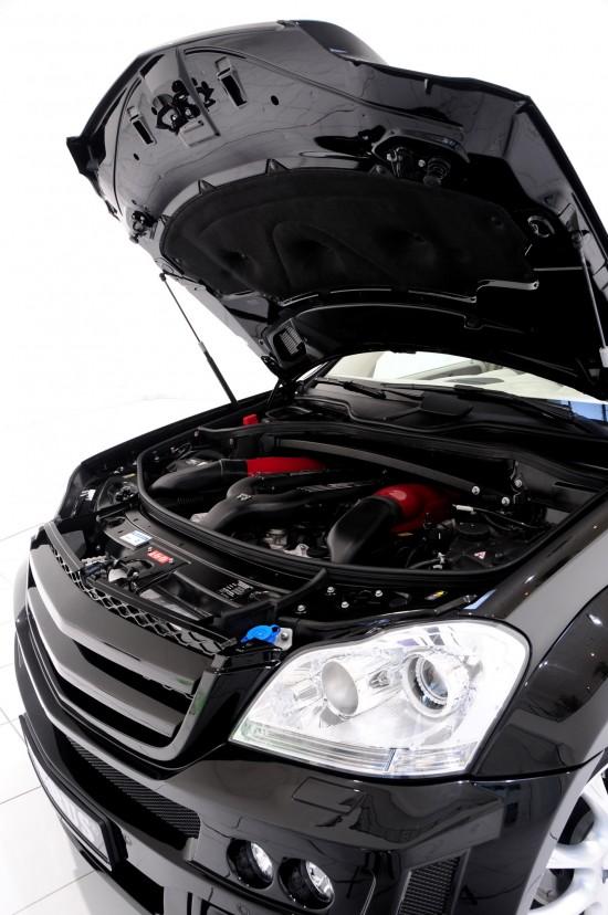 BRABUS Mercedes-Benz GL 63 Biturbo