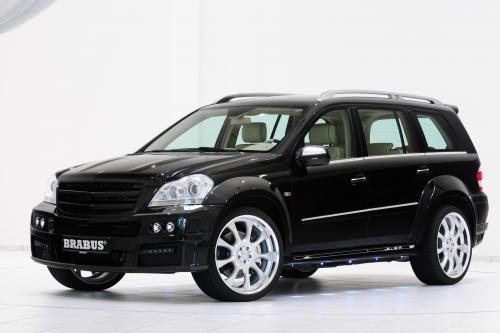 BRABUS GL 63 Biturbo - другой высокого класса SUV