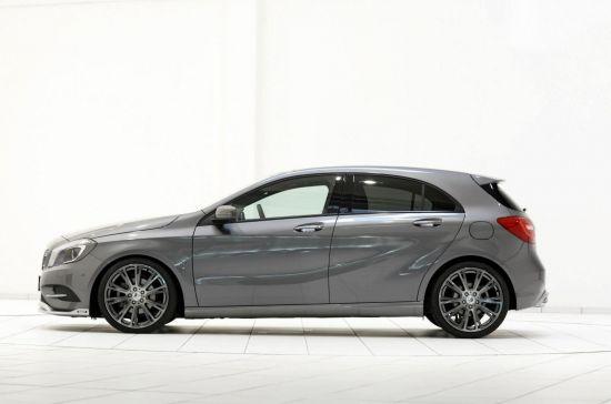 Brabus Mercedes-Benz A200 CDI