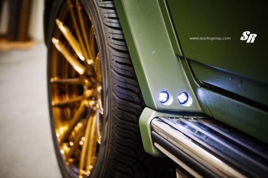Brabus Mercedes-Benz AMG G63 ADV1 MV2