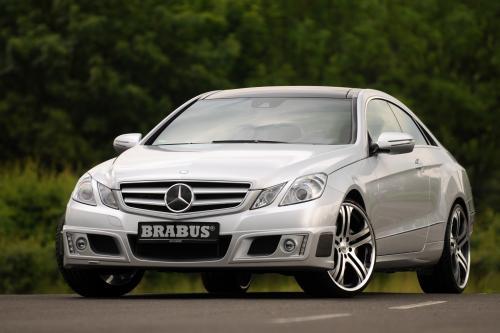 BRABUS уточняет Новый Mercedes-Benz E-Class Coupe
