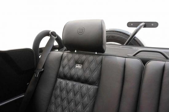 Brabus Mercedes-Benz G500 Convertible