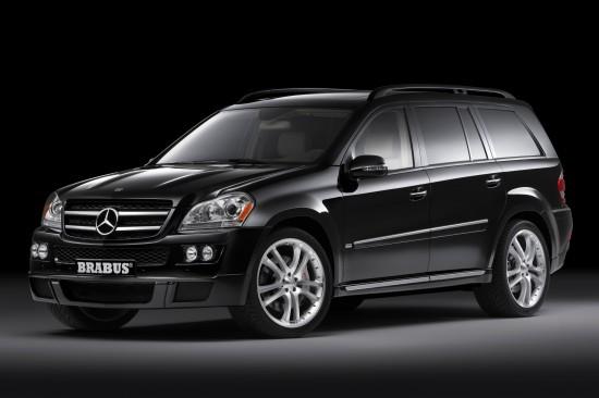 Brabus Mercedes-Benz GL Class