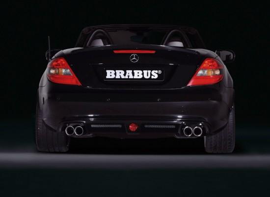 Brabus Mercedes-Benz SLK-R 171