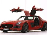 BRABUS Mercedes-Benz SLS WIDESTAR, 5 of 19