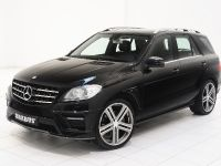 BRABUS Mercedes ML W166, 1 of 18