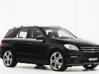 BRABUS Mercedes ML W166, 2 of 18