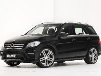 BRABUS Mercedes ML W166, 3 of 18