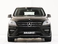 BRABUS Mercedes ML W166, 4 of 18