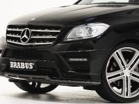 BRABUS Mercedes ML W166, 9 of 18