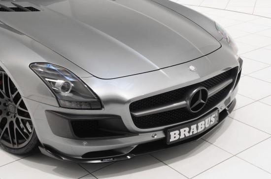 BRABUS Mercedes SLS AMG Roadster