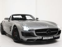 BRABUS Mercedes SLS AMG Roadster, 1 of 23