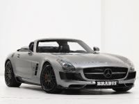 BRABUS Mercedes SLS AMG Roadster, 3 of 23