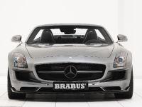 BRABUS Mercedes SLS AMG Roadster, 4 of 23