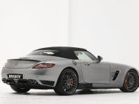 BRABUS Mercedes SLS AMG Roadster, 9 of 23