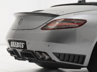 BRABUS Mercedes SLS AMG Roadster, 11 of 23