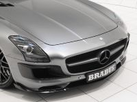 BRABUS Mercedes SLS AMG Roadster, 12 of 23