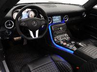 BRABUS Mercedes SLS AMG Roadster, 15 of 23