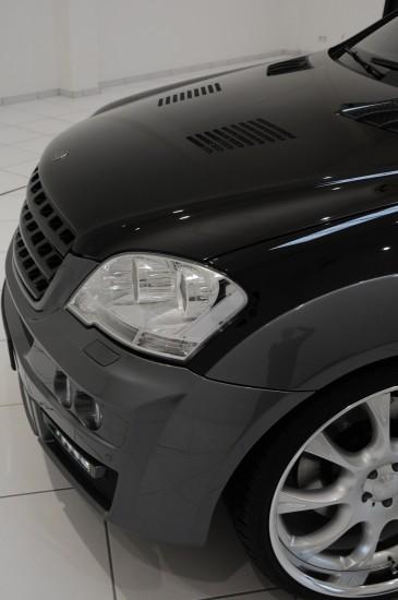 Brabus Mercedes-Benz ML 63 Biturbo