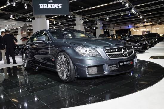 BRABUS Rocket Mercedes-Benz 800 Frankfurt