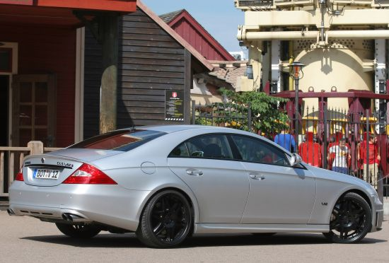 BRABUS Rocket based on Mercedes-Benz CLS