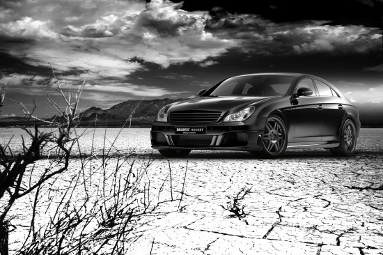 Brabus Rocket Mercedes-Benz CLS