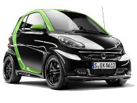 Brabus Smart Fortwo ED and ebike, 1 of 6